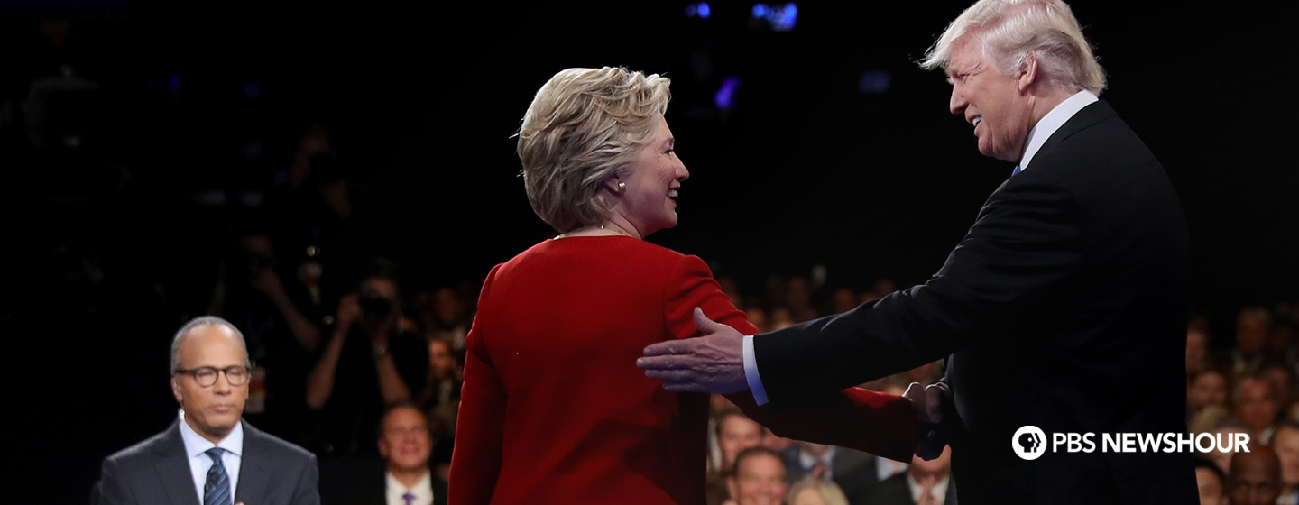 Six takeaways from the first presidential debate