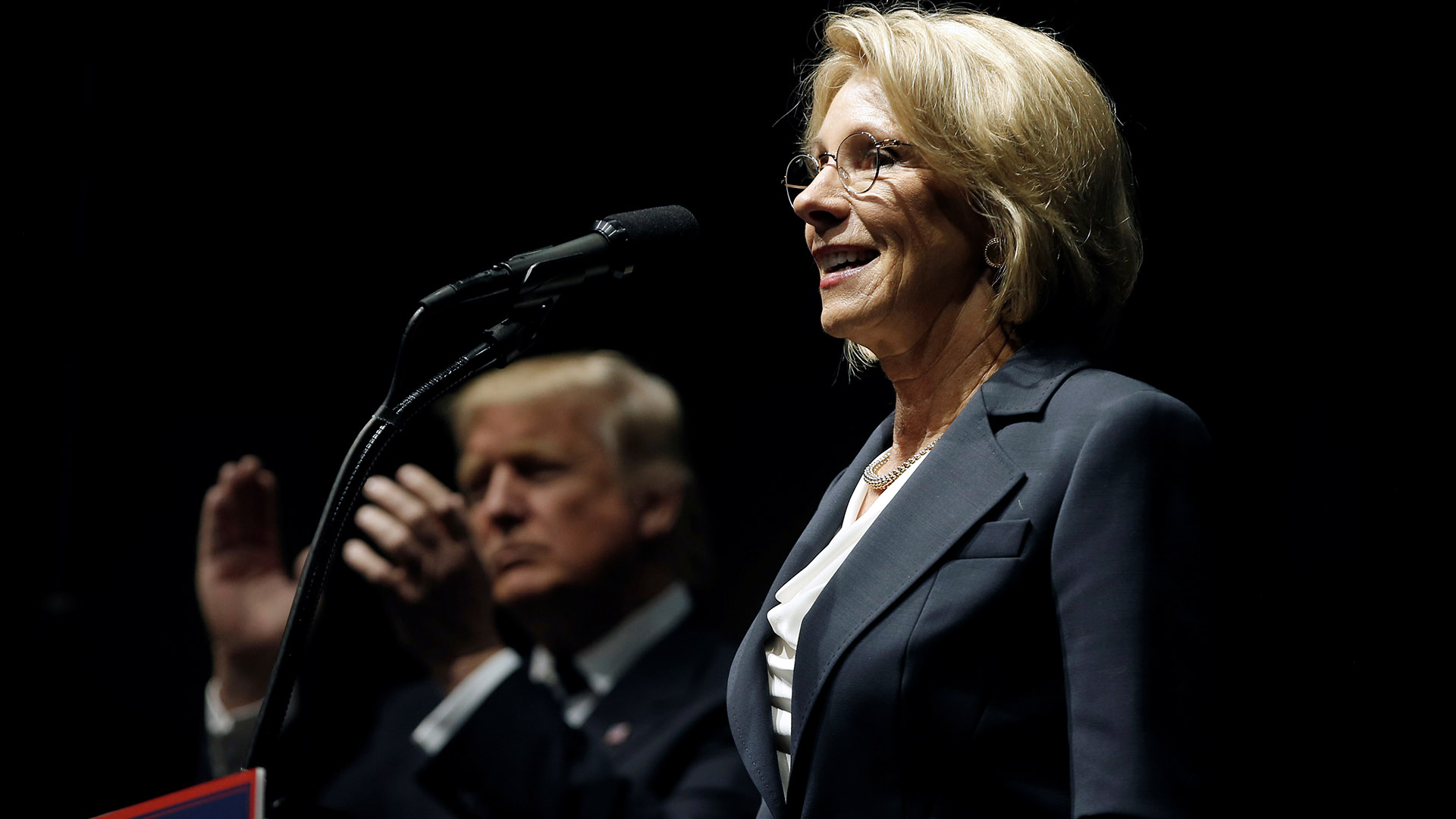 DeVos to face questions over schools, conservative activism