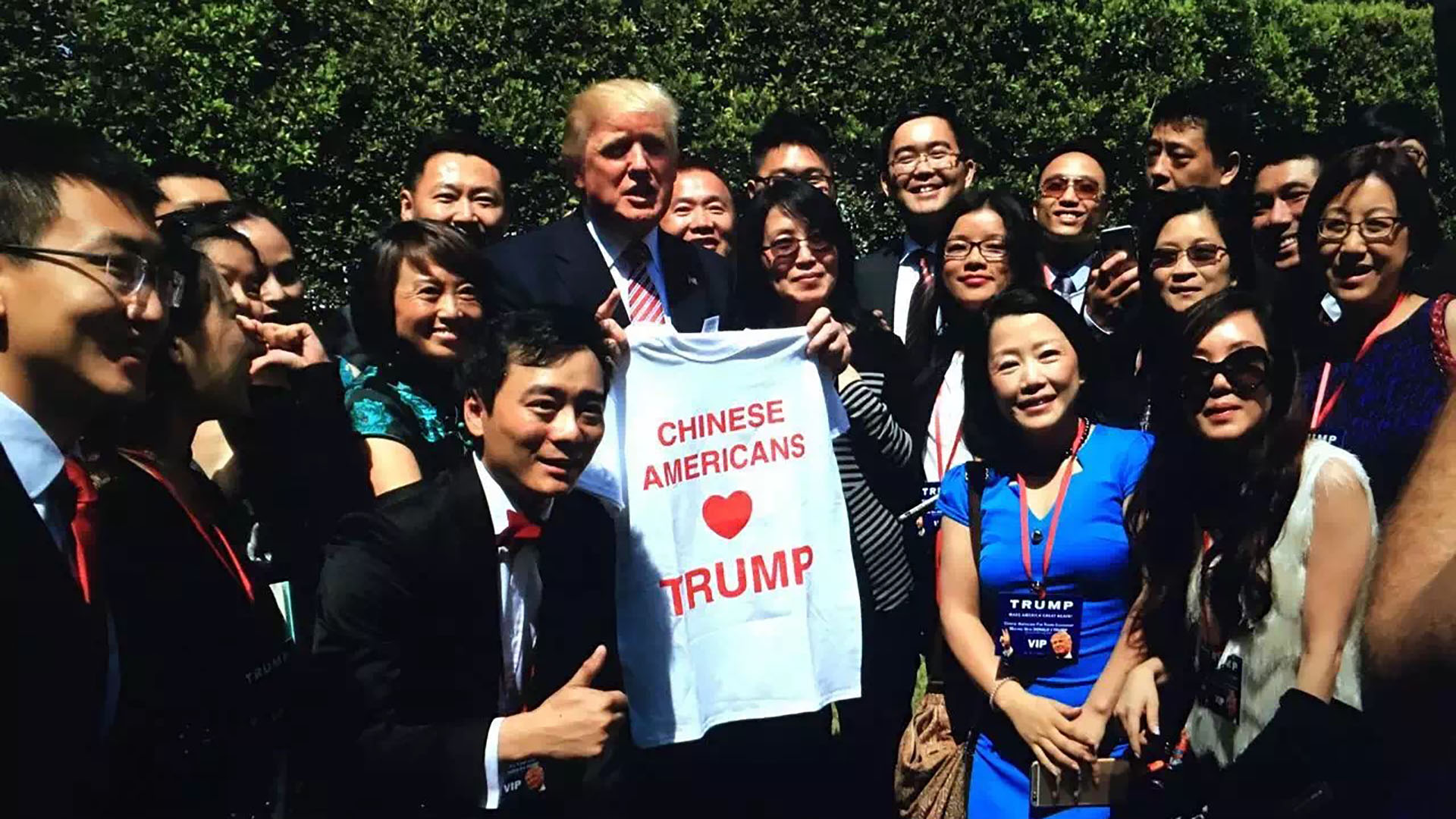 Meet some of the Chinese Americans voting for Trump