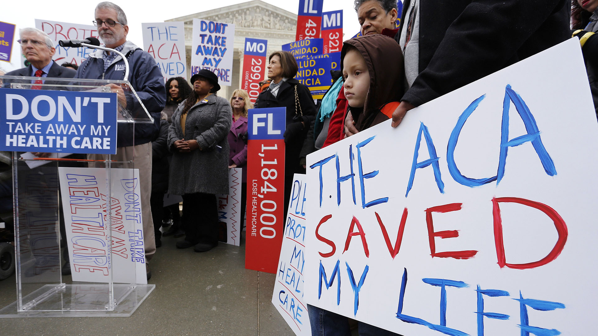 'Protect Our Care' group plans to push back against repeal of health law