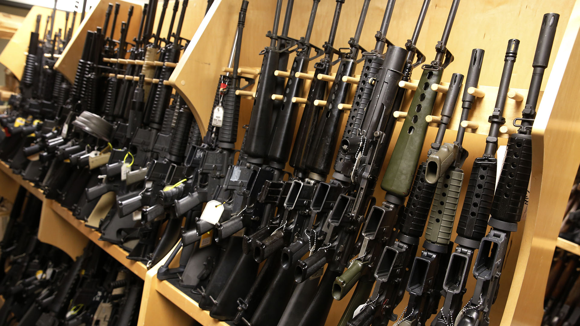 These four states will weigh tougher gun control in election