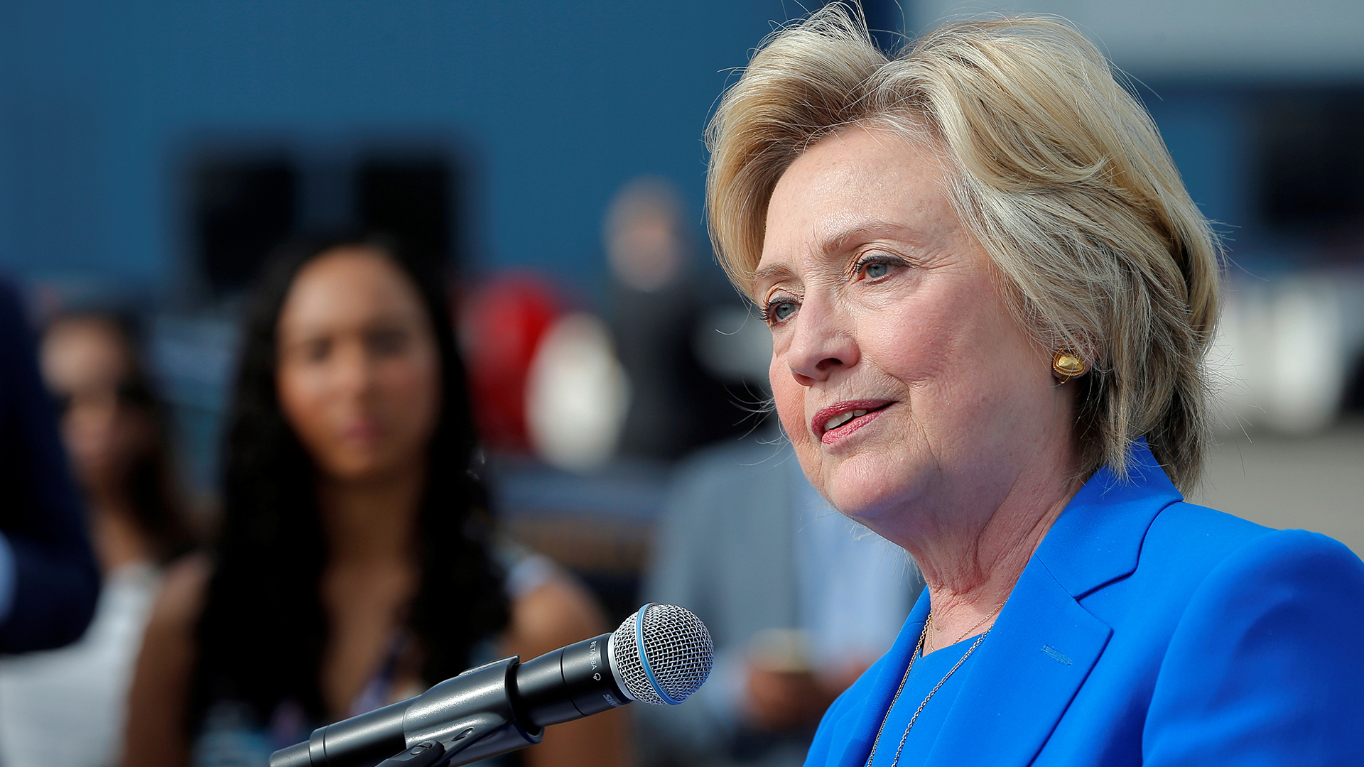 Clinton backs bill to protect health care benefits for ex-coal miners