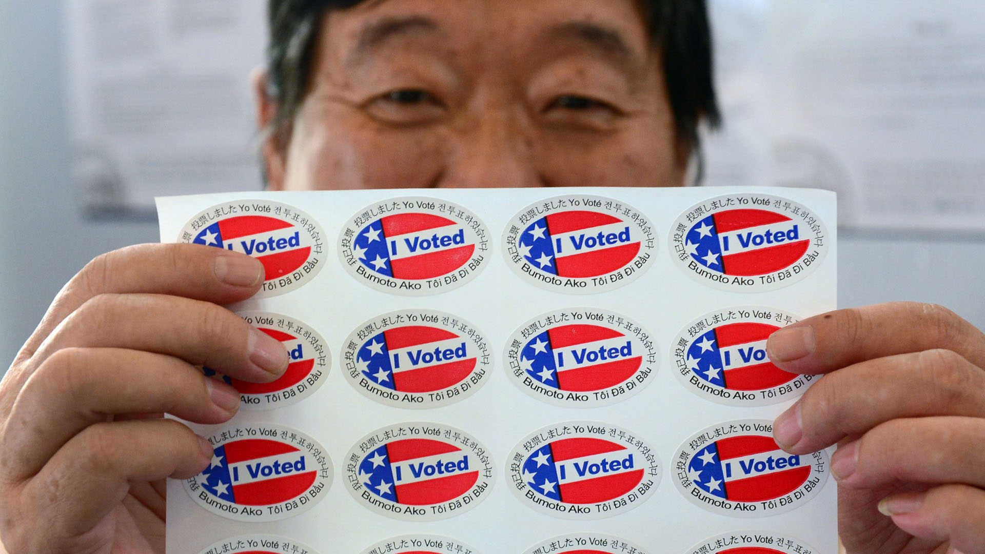 How do we make make sure voter information is not lost in translation for Asian Americans and Pacific Islanders?