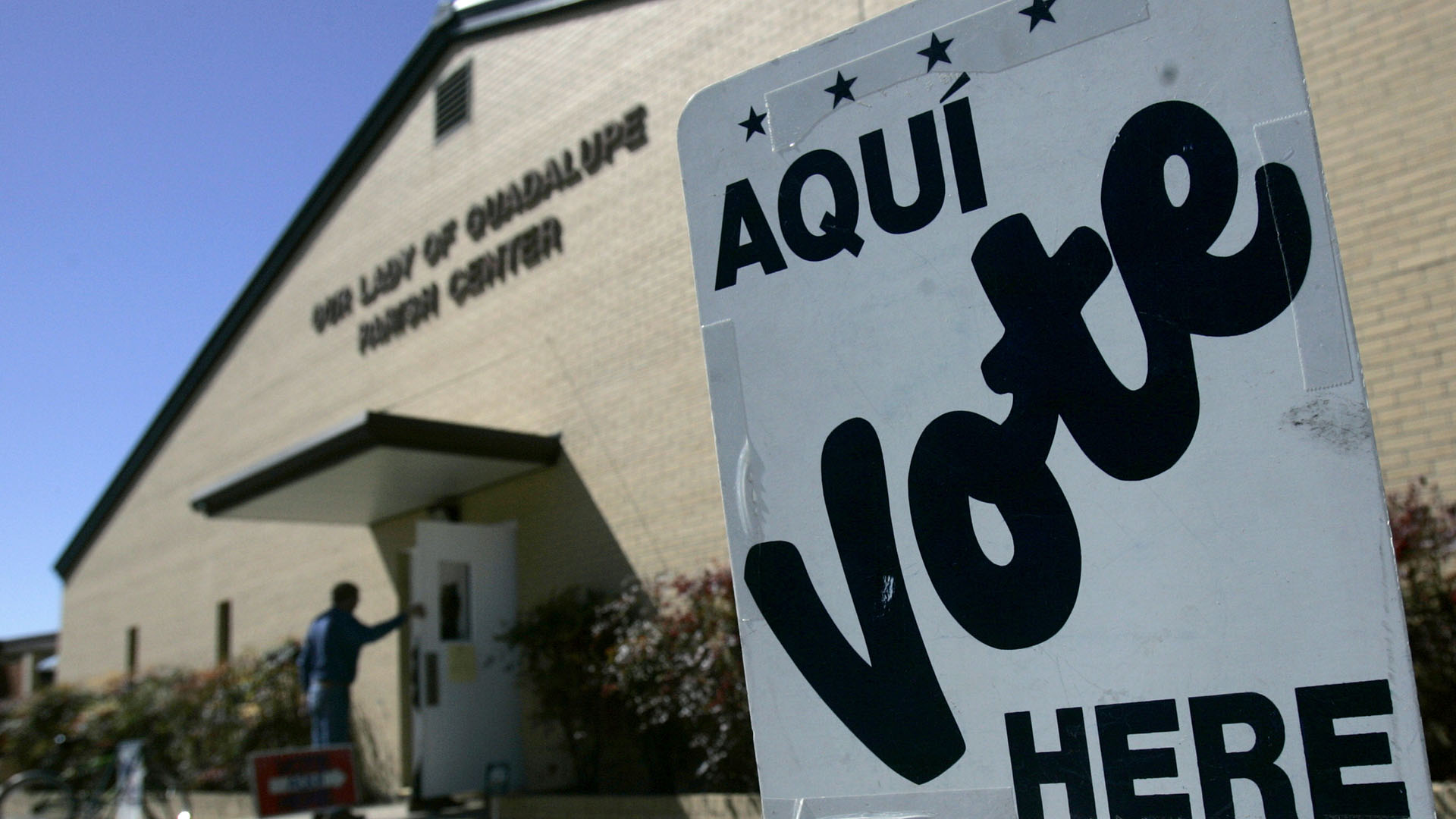 Conservatives file voter registration lawsuits; liberals say it's blocking votes
