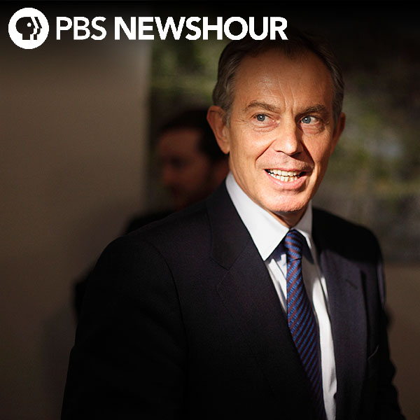 Tony Blair on Trump: 'Let's wait and see' what happens