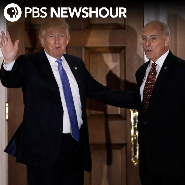Trump picks John Kelly as Homeland Security secretary