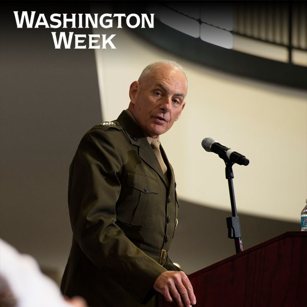 6 things to know about...Gen. John F. Kelly