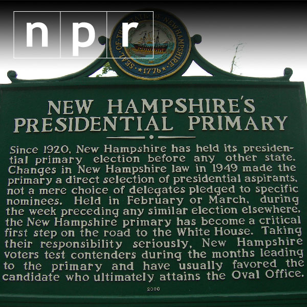 New Hampshire celebrates a century of voting first