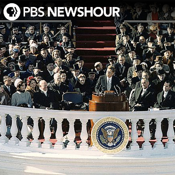 Iconic inaugural addresses, from Jefferson to Obama