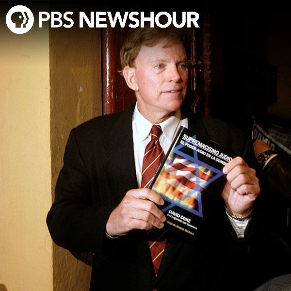 White supremacist David Duke runs for U.S. Senate