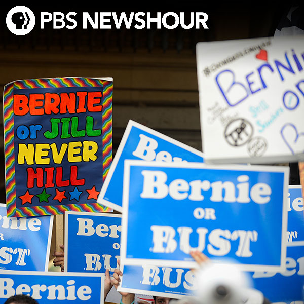 Some Sanders' supporters refuse to back Clinton