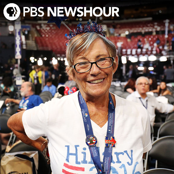 Emotions run gamut for delegates at Clinton historic moment