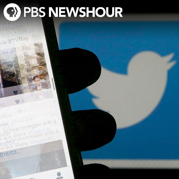 Anti-Semitic tweets targeting journalists spiked during 2016