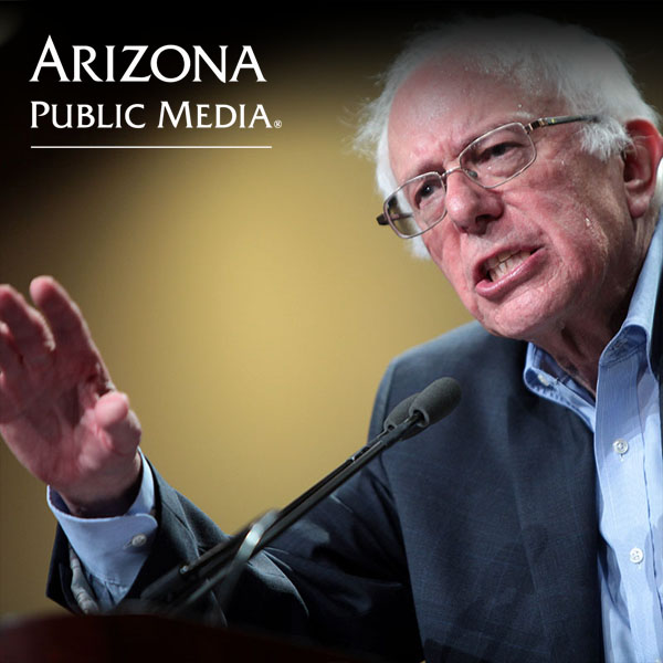 Sanders in Tucson: 'Our job is to defeat Trump'
