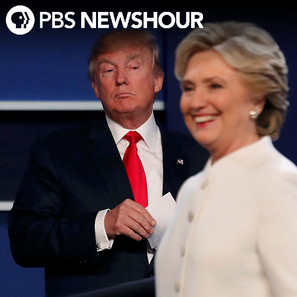 Internet, pundits react to Trump 'nasty woman' comment