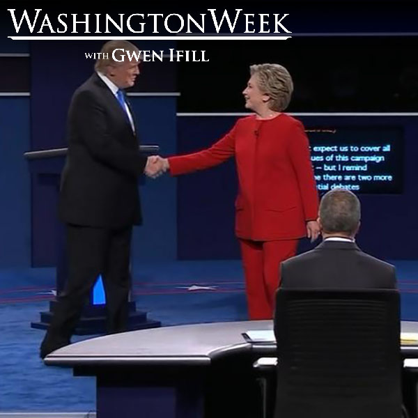 Washington Week panelists react to first presidential debate