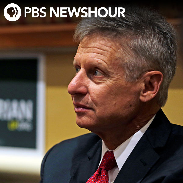 Gary Johnson can't name favorite world leader