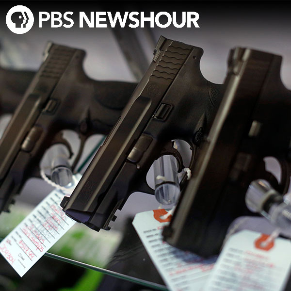 Where do the presidential candidates stand on guns?