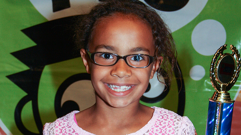 PBS KIDS Writers Contest - Local Winner!