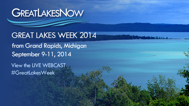 Great Lakes Week 2014