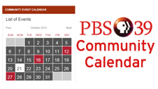 Submit Your Event to PBS39