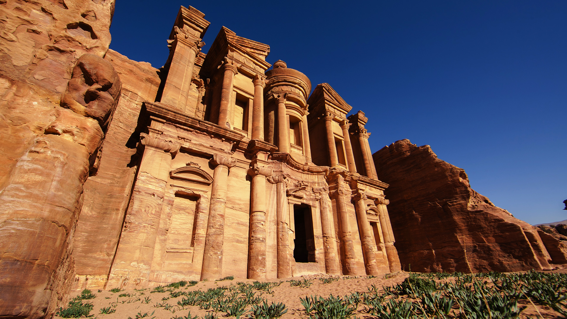 NOVA: Petra: Lost City of Stone