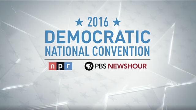 PBS Convention Coverage: A NewsHour Special Report