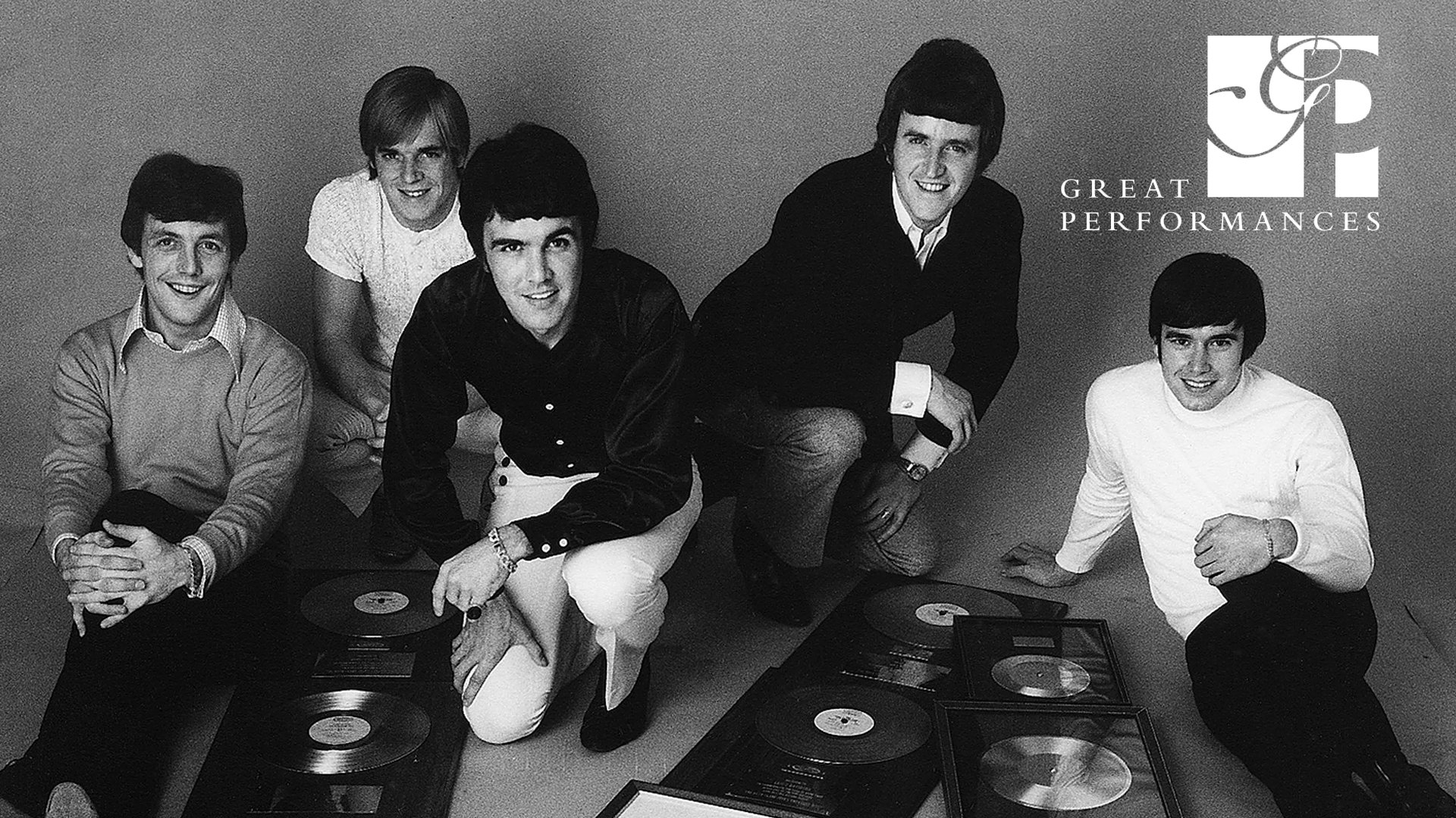 GREAT PERFORMANCES The Dave Clark Five - Glad All Over