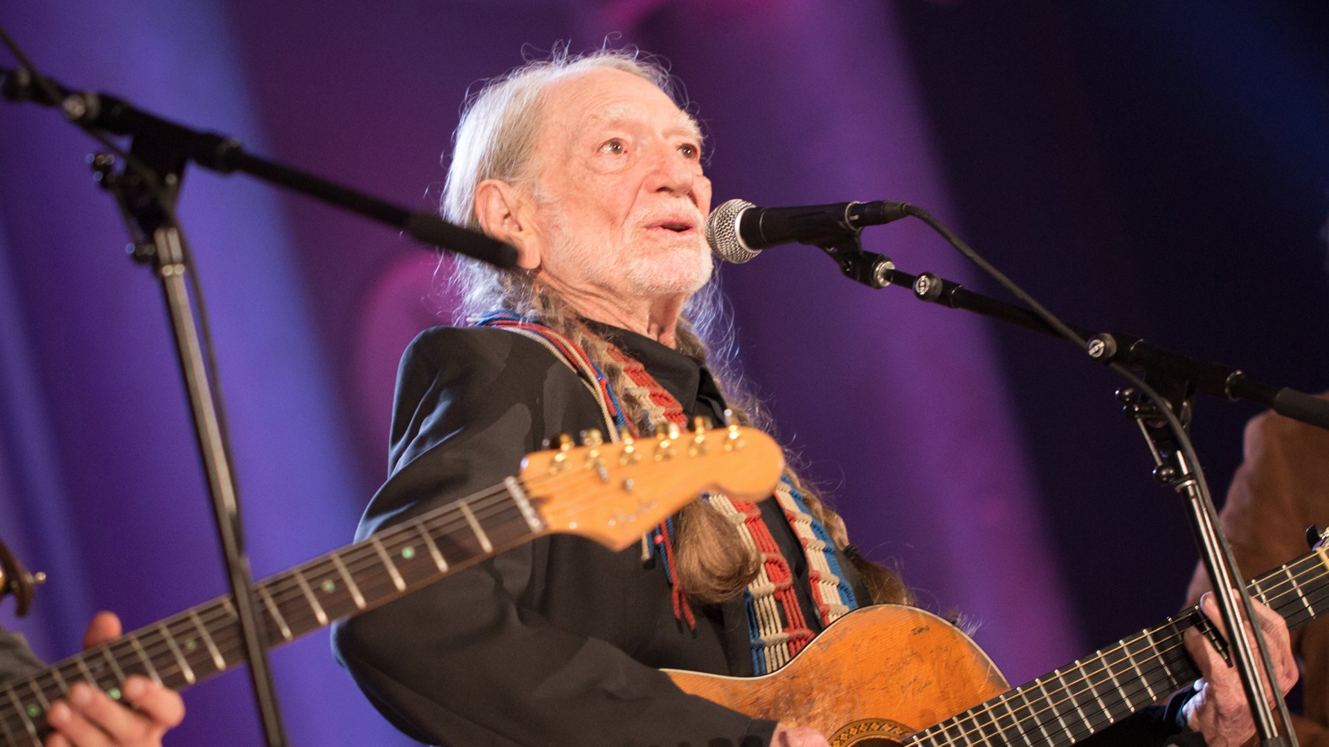 Willie Nelson: The Library of Congress Gershwin Prize