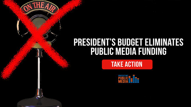 Take Action to Protect Public Media