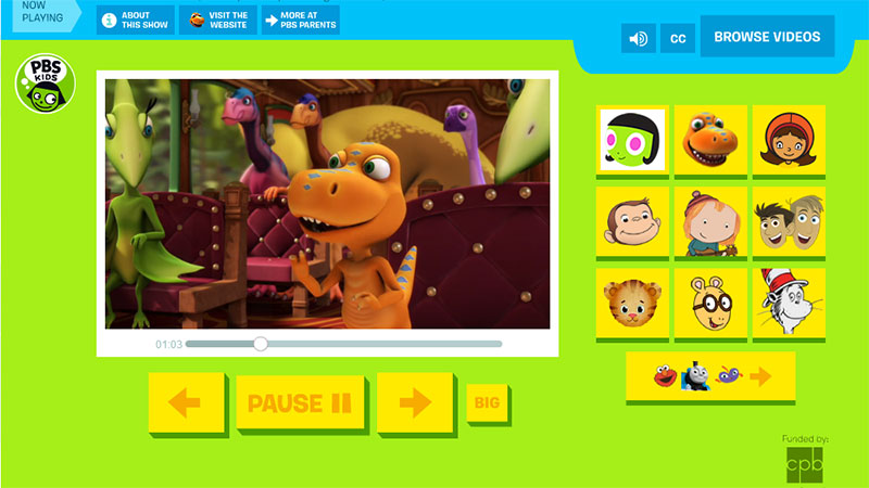 Vegas PBS KIDS Videos