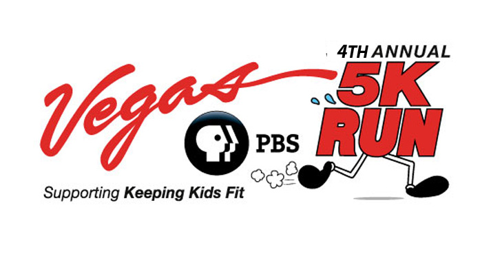 Fourth Annual Vegas PBS  5K RUN & 1 Mile Walk