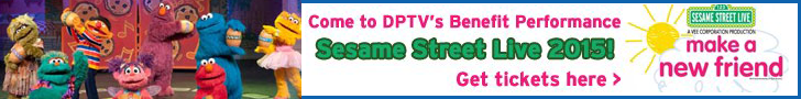 Get your tickets for Sesame Street Live and benefit DPTV Kids Club