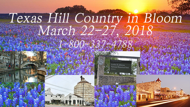 Texas Hill Country Trip