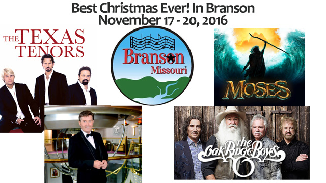 Travel to Branson