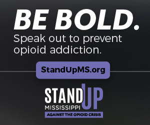 Be Bold. Speak out to prevent opioid addiction.