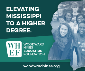 Woodward Hines is a proud sponsor of Mississippi Edition on MPB Think Radio.
