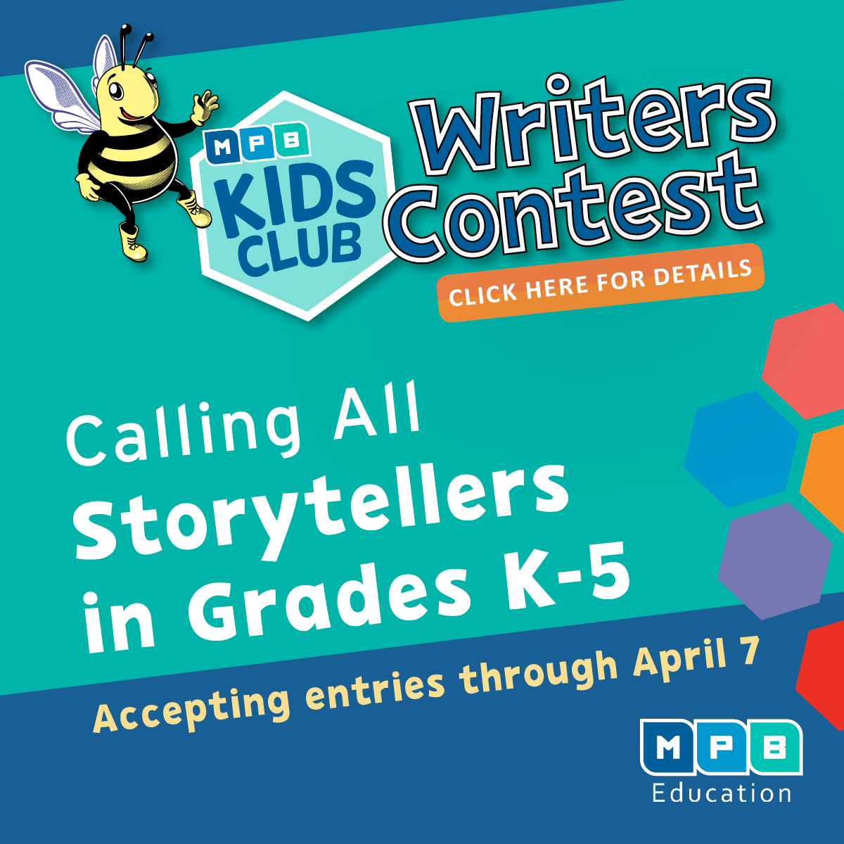 Enter the 2017 Writer's Contest