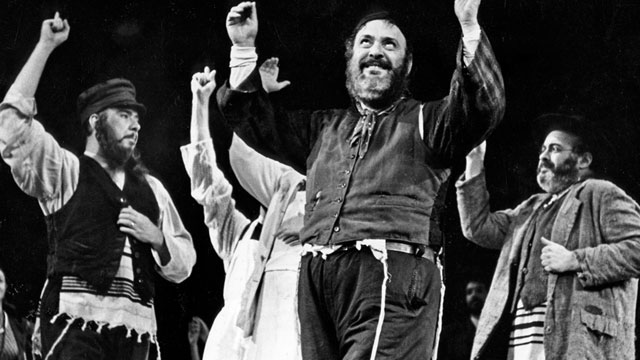 GREAT PERFORMANCES Broadway Musicals: A Jewish Legacy