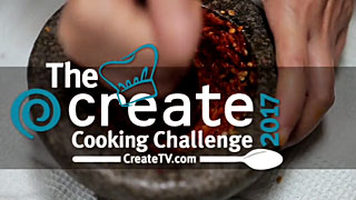 The Create Cooking Challenge 2017
