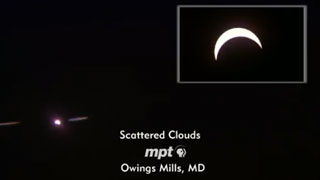 Solar Eclipse Live Stream
