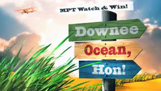 Downee Ocean, Hon! Watch & Win Contest