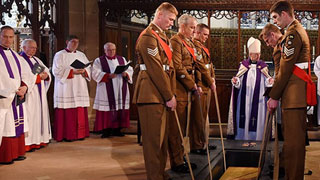 The Reinterment of Richard III
