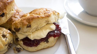 Birthplace of the Cream Tea