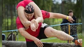 Wife-Carrying Competitions