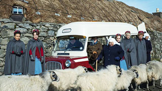Call the Midwife Christmas Special: Scotland