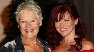 Judi Dench, on stage and screen