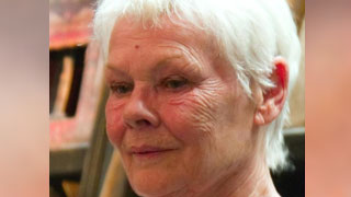 Judi Dench and the CATS film