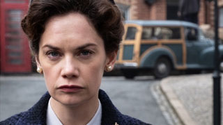 Ruth Wilson as Mrs. Wilson