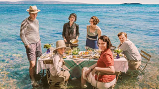 The Durrells in Corfu and Poldark